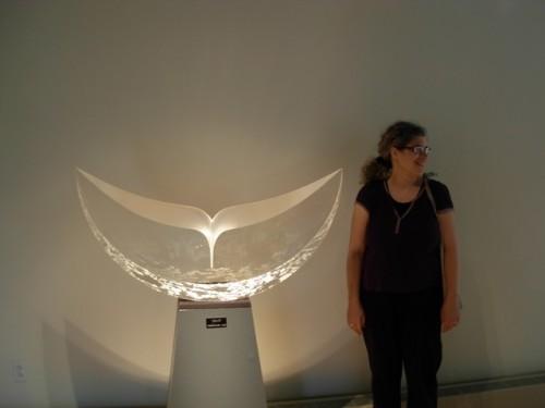 Christopher Ries Peace Sculpture.