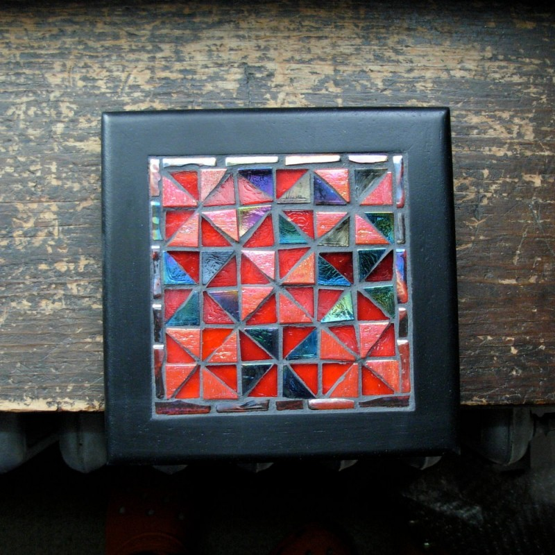 Triangle Trivet by Margaret Almon