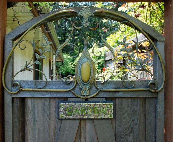 Magical Garden Gate