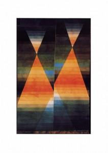 Paul Klee. Double Tent.