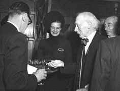 Margaret Goldie with F.M. Alexander from mouritz.co.uk, 1.06. UniversalConstant