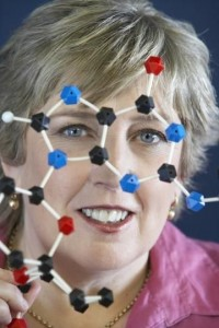 "Pr.Margaret Brimble, New Zealand. Laureate 2007 For Women in Science Award, L'Oreal-UNESCO, Asia/Pacific. ""For her contributions to the synthesis of complex natural products, especially shellfish toxins."""