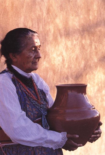 Margaret Tafoya