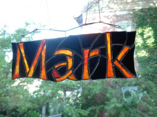 Tribute to Mark by Wayne Stratz.