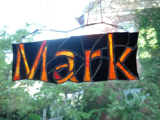 Tribute to Mark by Wayne Stratz.