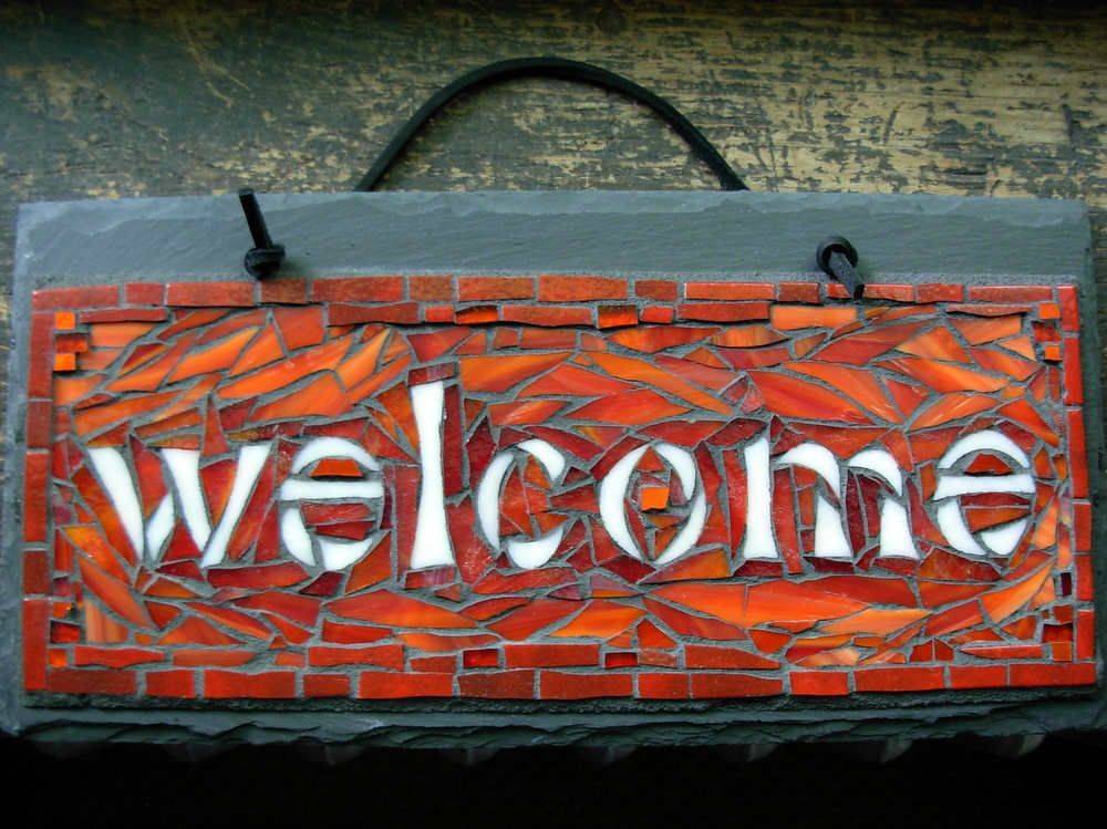 Welcome by Nutmeg Designs
