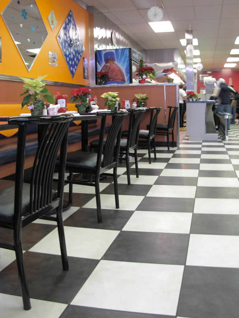 The West Main Diner, Lansdale, PA