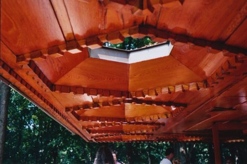 Kentuck Knob by Frank Lloyd Wright