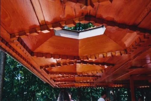 Kentuck Knob by Frank Lloyd Wright