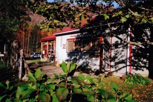 Snow Farm Wood Shop