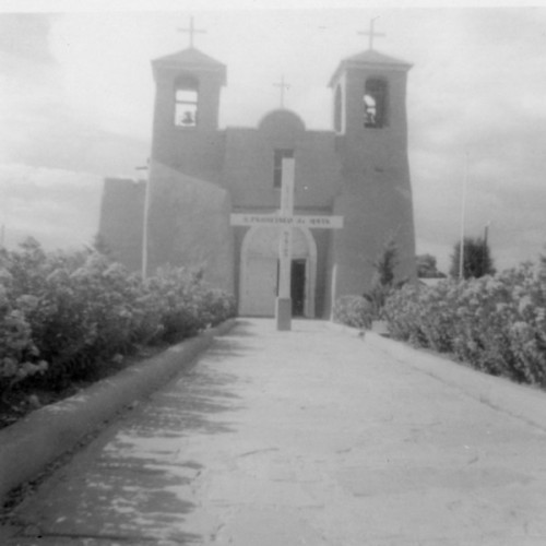 San Francisco de Asis, Ranches de Taos, NM