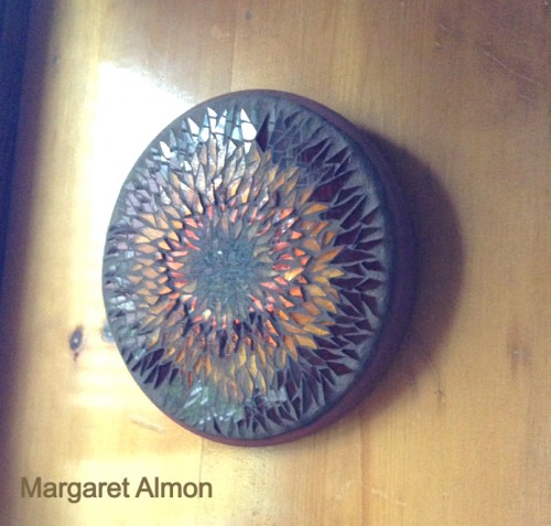 Sunflower Mandala by Margaret Almon