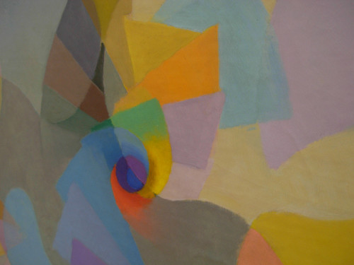 Flight of the Butterfly No. 1 by Stanton Macdonald-Wright