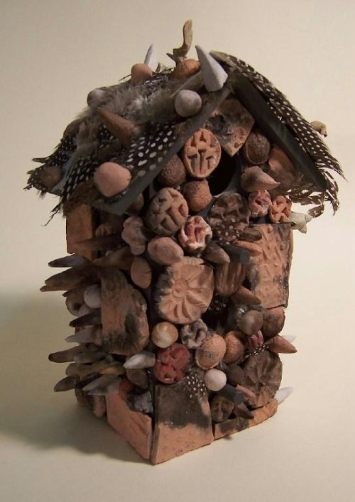Birdhouse by Connie Bracci-McIndoe