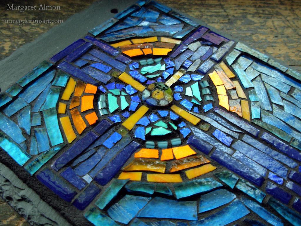 Celtic Cross by Margaret Almon