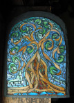 Tree of Life Mosaic by Nutmeg Designs