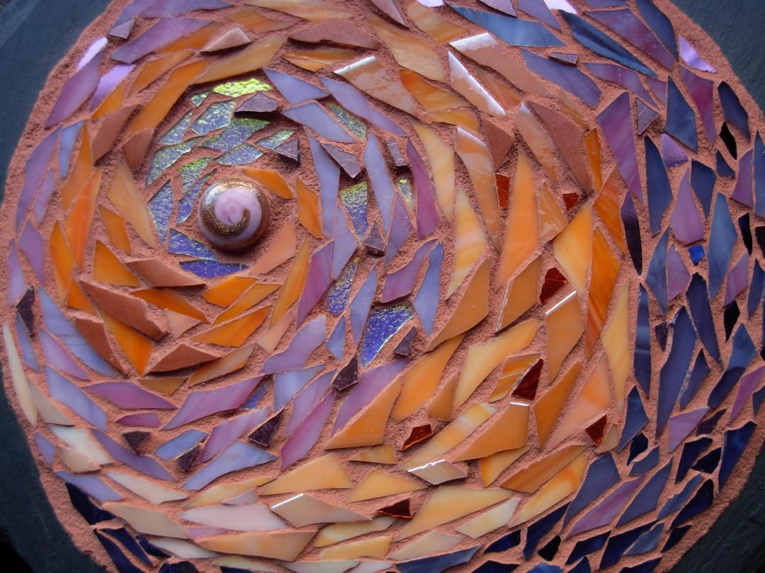 Sunset Mandala by Margaret Almon