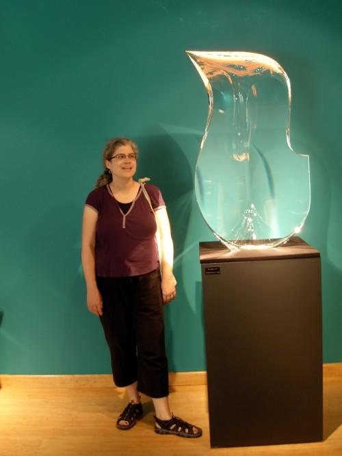 Museum Selfie Margaret