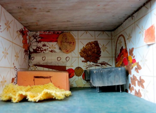 Kitchen in the Dollhouse