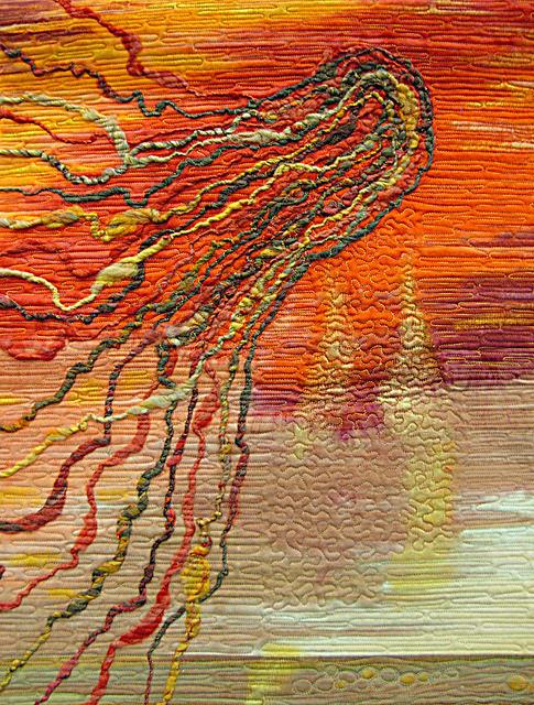 Quilt by Carolyn Carson