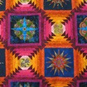 Escape Routes Quilt by Marie du Toit of South Africa. Photo by Wayne Stratz at Pennsylvania Quilt Extravaganza(2014).