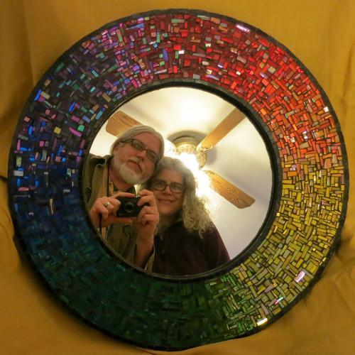 Wayne Stratz and Margaret Almon: We Dig Rainbows