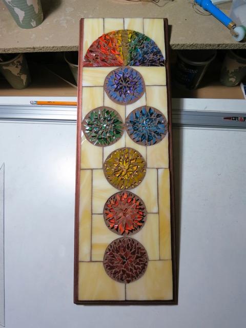Hopscotch Chakra Mandalas by Nutmeg Designs