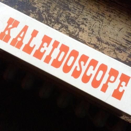 Kaleidoscope Box