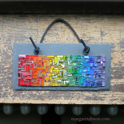 Portable Rainbow by Margaret Almon.