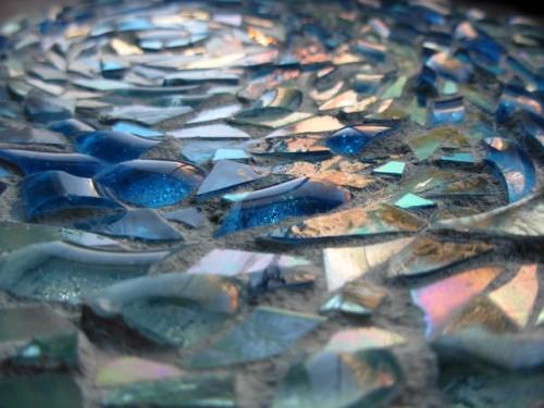 A Blue Sky Swirl by Margaret Almon