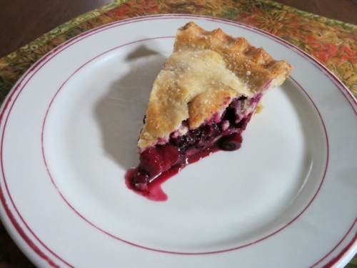 Pie from the Chef