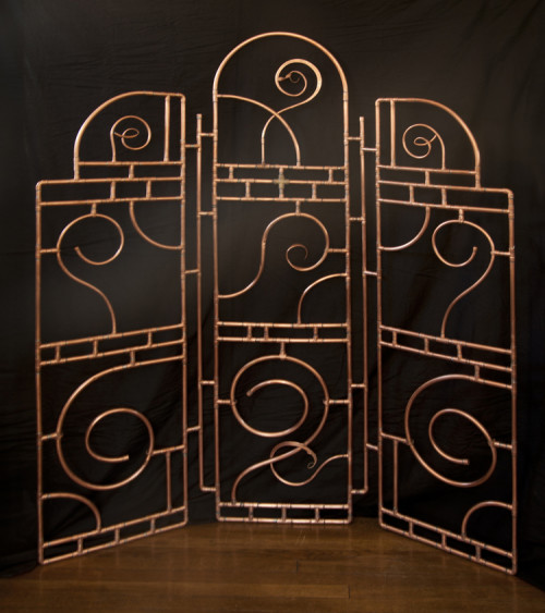 Cathy Vaughn And Copper Art From Tracery 157 Margaret Almon