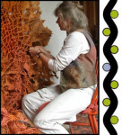 Margaret Crowther(1936-): Tapestry in 3D