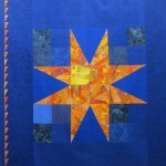 Bright Star Quilt by Jamee Pemberton