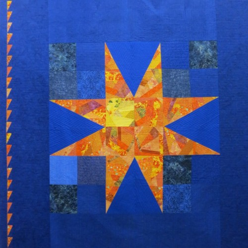 Shaun - Bright Star Quilt by Jamee Pemberton