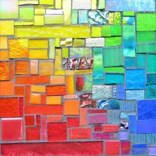 Rainbow Squared by Margaret Almon