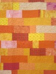 Fire and Ice: Quilt by Sue and Erin Wilsey