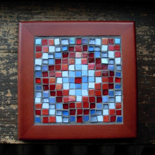 Sunshine and Shadow Trivet by Margaret Almon