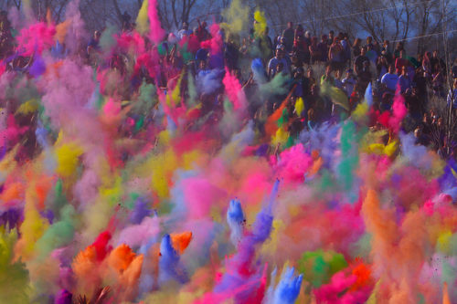 The Holi Festival by onthegotours
