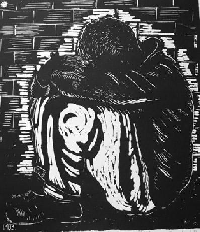 Sleeping Boy by Margaret Burroughs