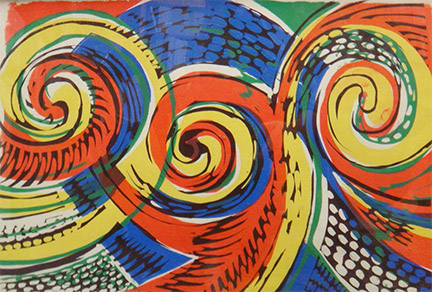 Margaret Burroughs, Spirals