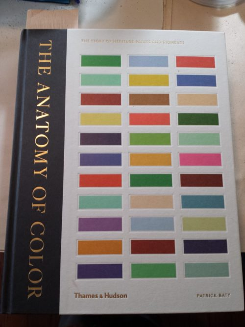The Anatomy of Color by Patrick Baty