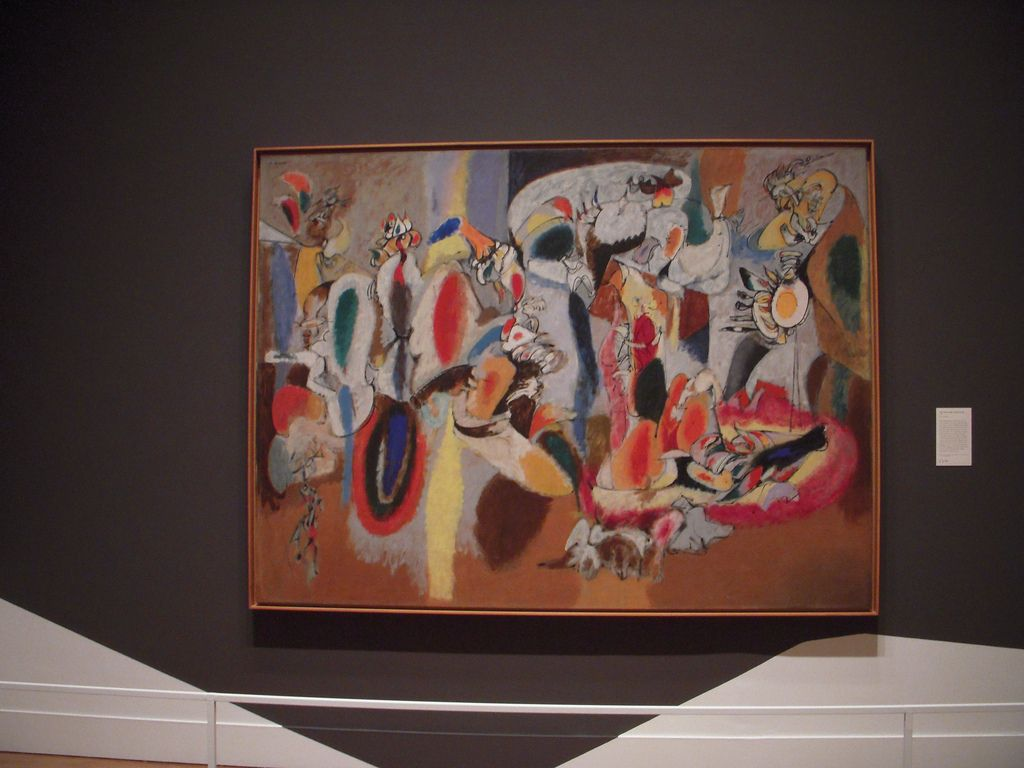 Arshile Gorky at the Philadelphia Art Museum