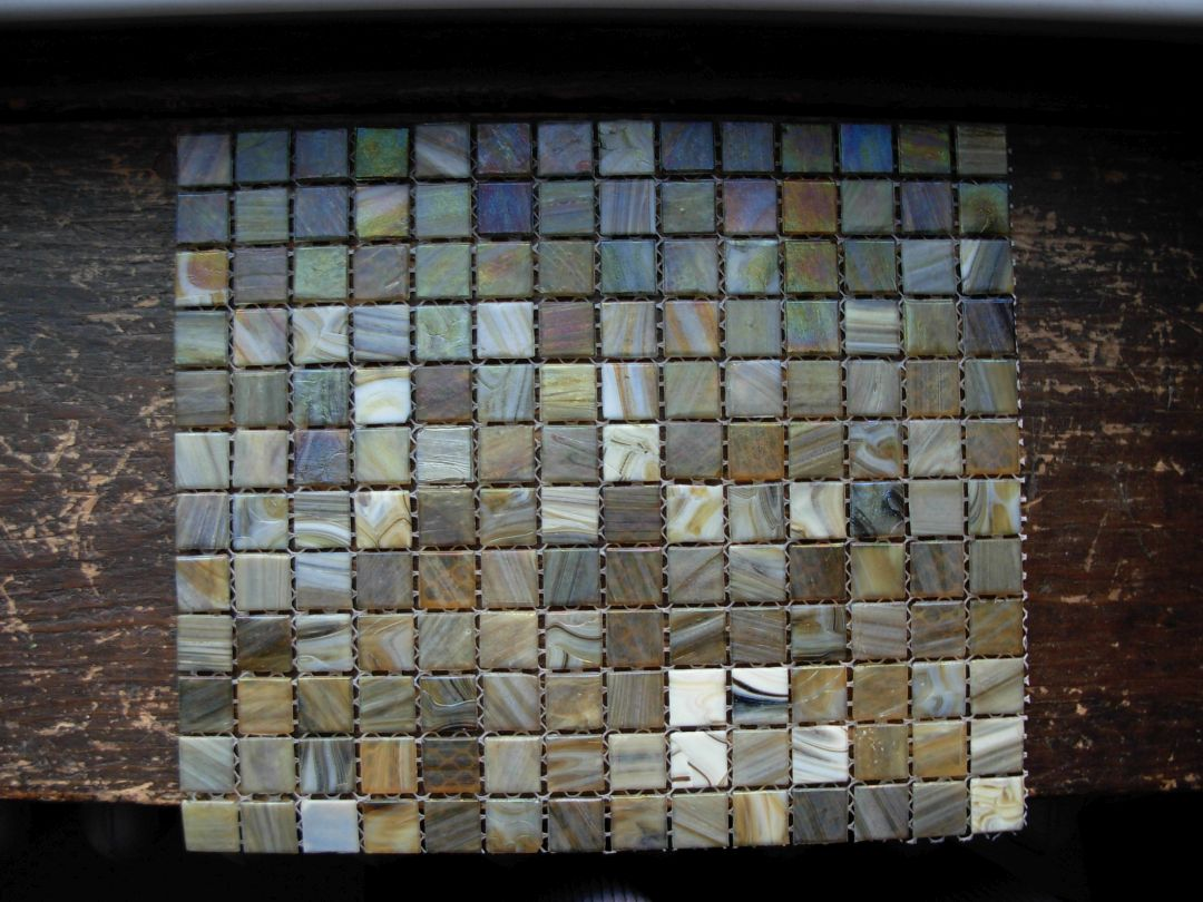 calliope recycled glass tile delightful variegation for mosaics