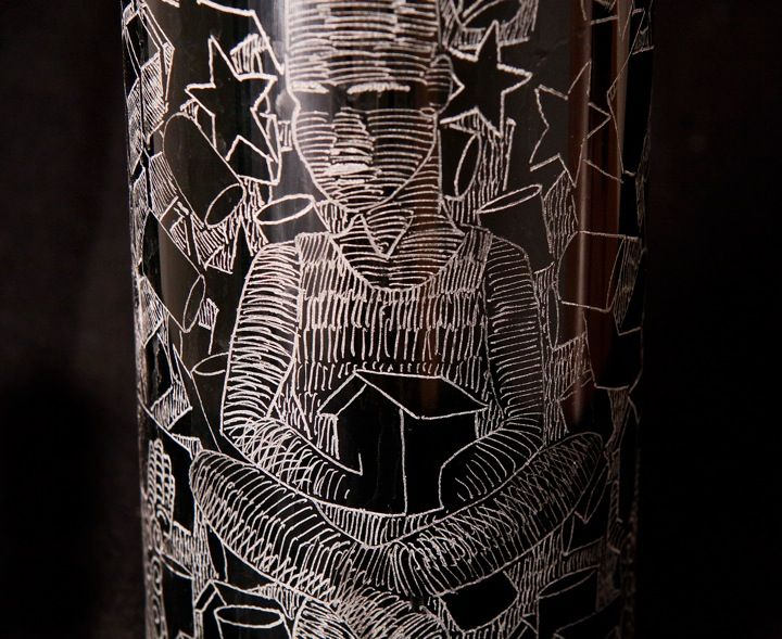 Aaron Wiener bottle details