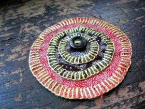 Circles for Life Pin
